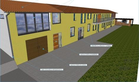 Piemonte farmhouse renovating